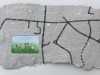 Paikkoja 2012- 13, 30x60 cm, paperi, vesiväri ja tussi